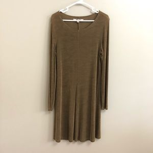 FLAX Long Sleeve Dress